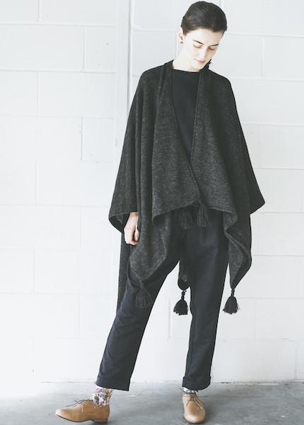 Bare Knitwear Sahara Wrap