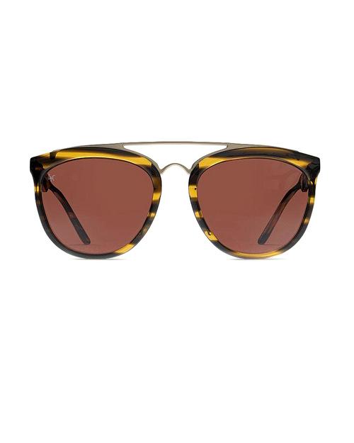Smoke x Mirrors Volunteers Sunglasses in Milky Tortoise