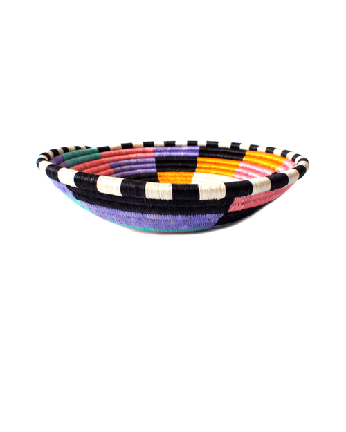 Aelfie Yego Woven Bowl