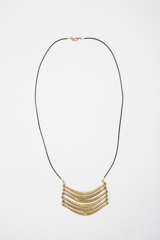 Osei Duro Ribs Necklace