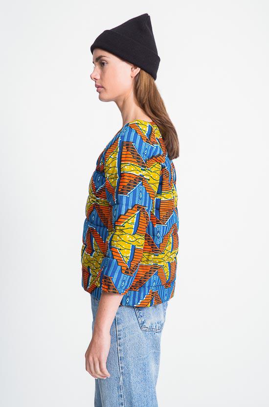 Osei Duro Stratum Quilted Sweater