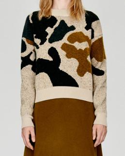 Nanushka Last Crop Sweater