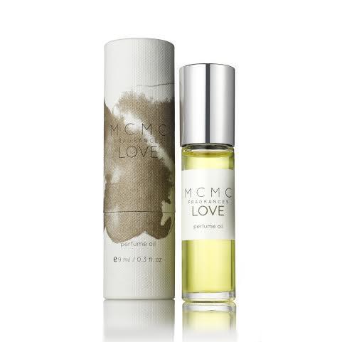 MCMC Love Perfume Oil