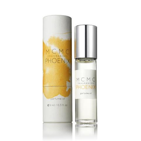 MCMC Perfume Oil