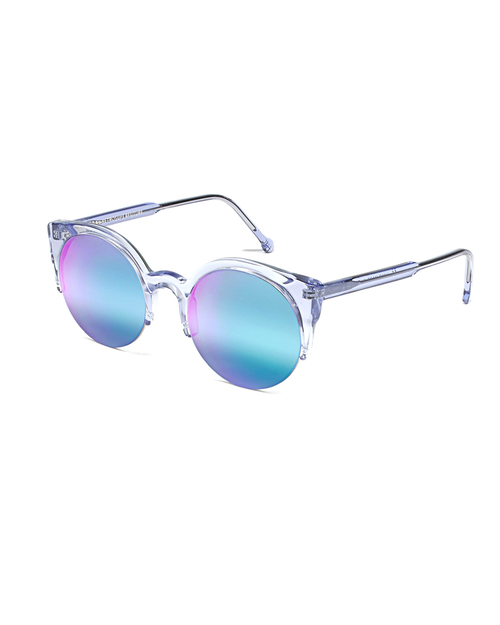 RetroSuperFuture Lucia Sunglasses in Cove Blue