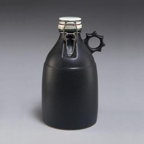 Portland Growler Co. 64 oz Growler with sprocket handle
