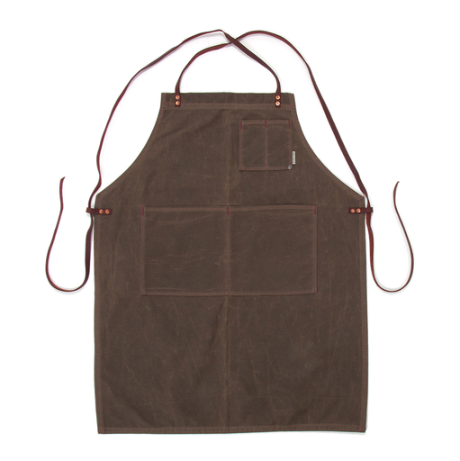 Iron & Resin Shop Apron