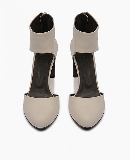Coclico Blanca Heel