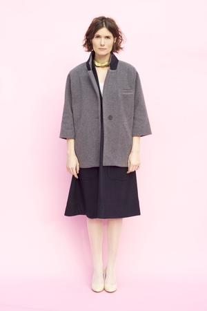 Sunja Link Wool Boxy Blazer