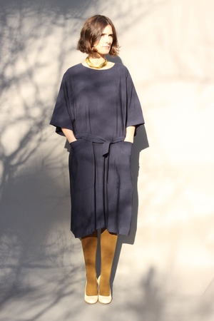 Sunja Link Pullover Pocket Dress