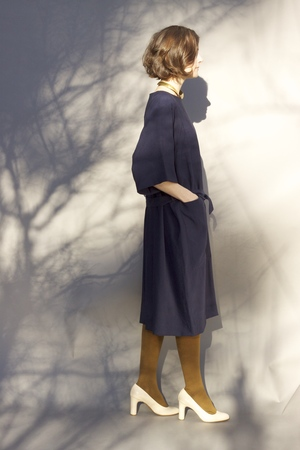 Sunja Link Pullover Pocket Dress