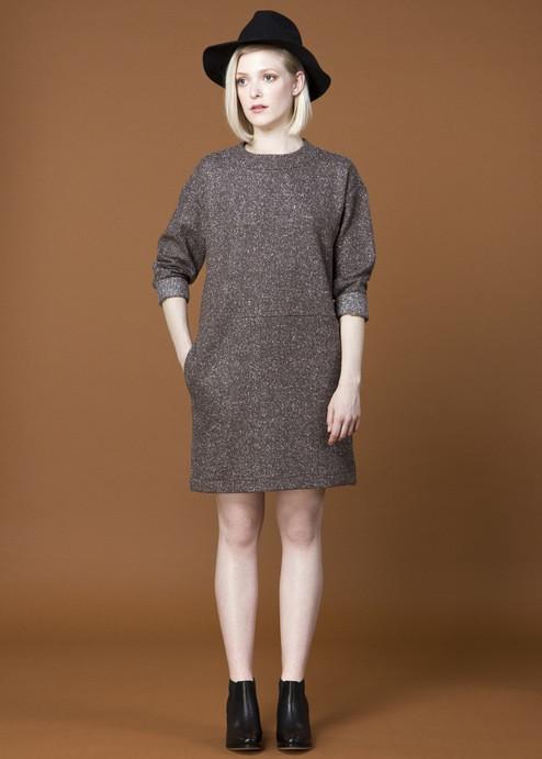 Amanda Moss Wolfe Dress