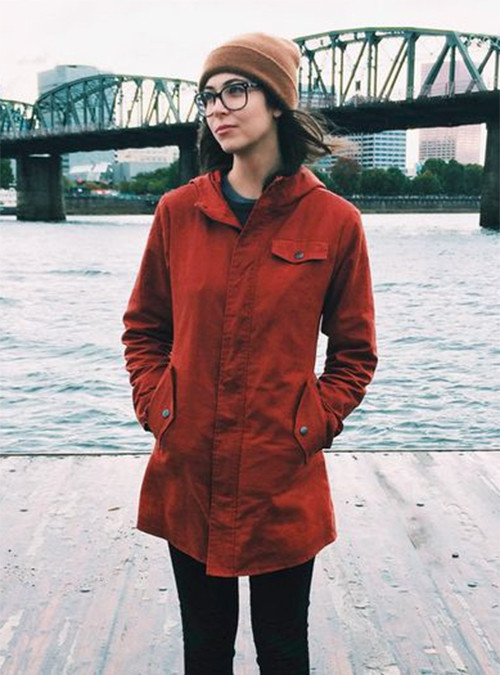 Bridge + Burn Erie Jacket