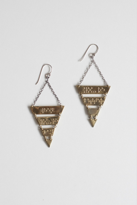 COVET + KEEP Jan Earrings