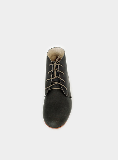 Harper Chukkah Boot Steel