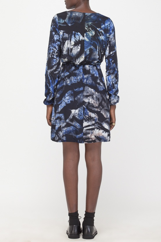 Osei-Duro Aburi Dress in Multi Abstract