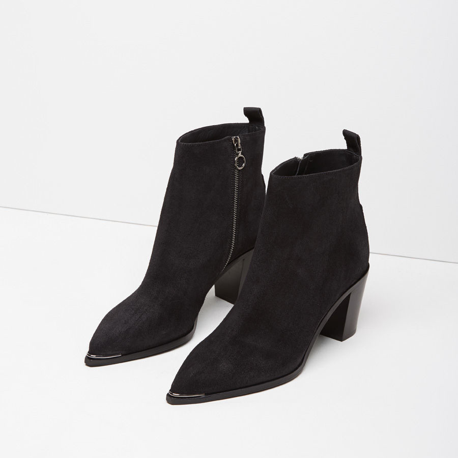 acne studios loma suede boot from the narwhal garmentory. Black Bedroom Furniture Sets. Home Design Ideas