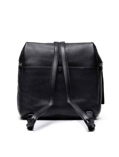 Kara Backpack Pebbled Black