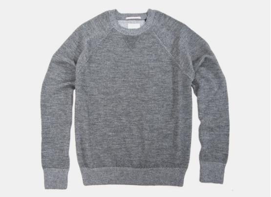 Apolis Global Alpaca Crew Neck Sweater