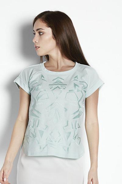 JOA Embroidered Sweatshirt