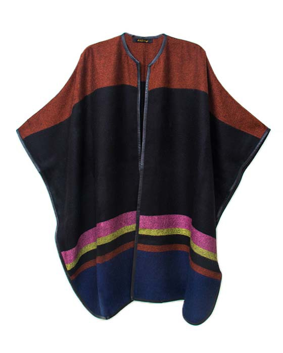 A Peace Treaty Handwoven Apalla Cape