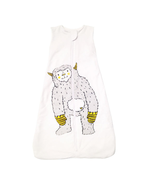 Electrik Kidz Yeti Organic Cotton Sleepsack