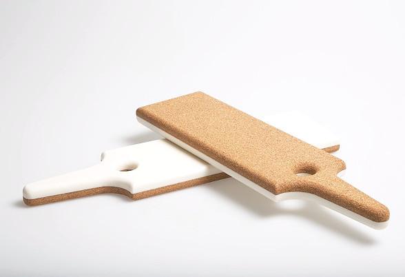 Tinsel & Sawdust Cork/Corian Board