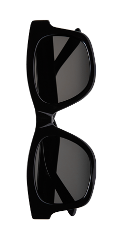 Sun Buddies Type 01 Black Sunglasses
