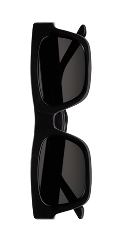 Sun Buddies Type 03 Black Sunglasses