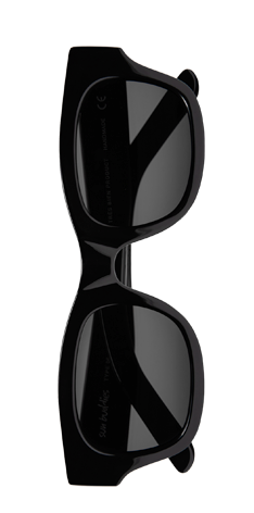 Sun Buddies Type 06 Black Sunglasses