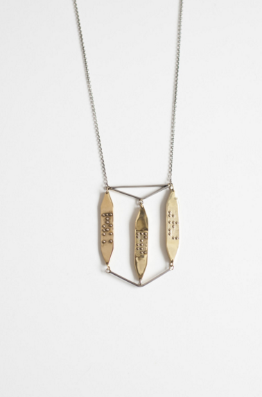 COVET + KEEP Deborah Necklace