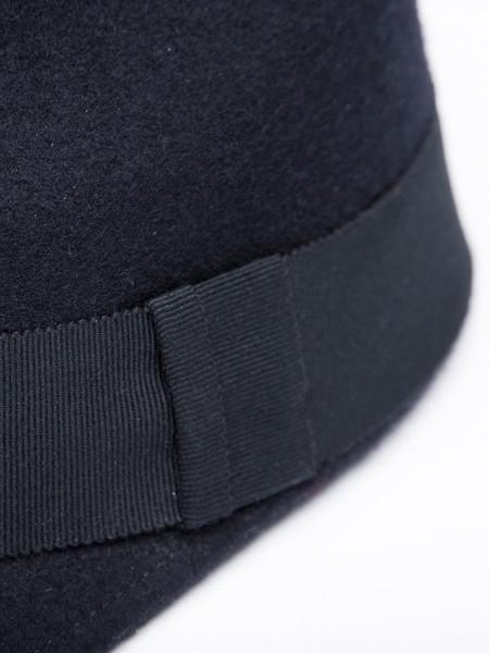 Adler Fedora Cap Navy