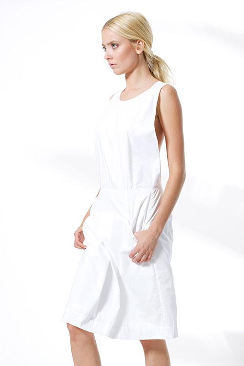 Heidi Merrick Crane Dress