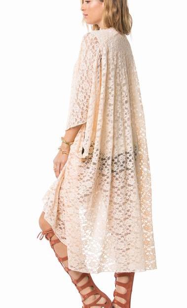 AMUSE SOCIETY - Behati Knit Kimono