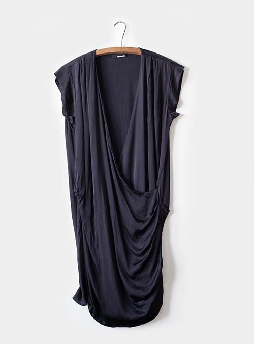 Lamade Basil Wrap Dress