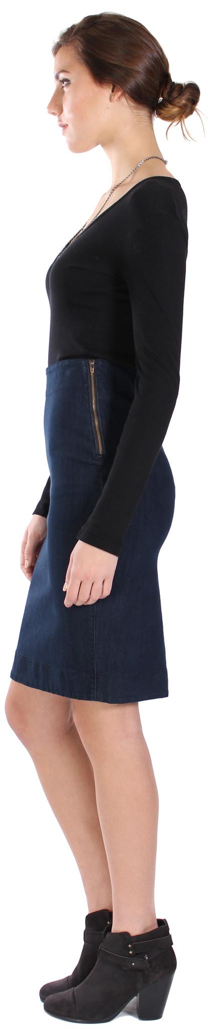 Prairie Underground Micro Line Skirt