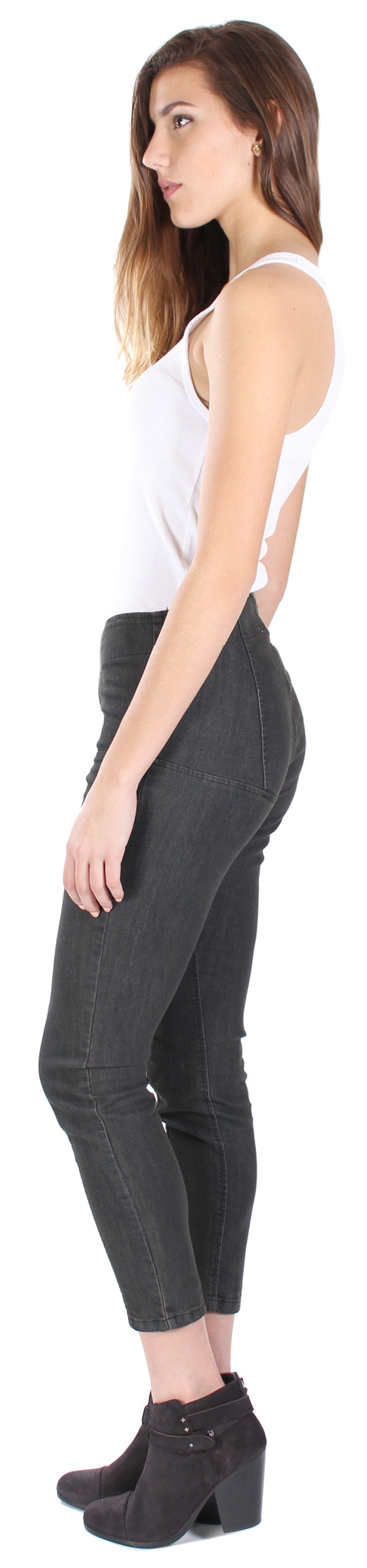 Prairie Underground A/L Denim Girdle in Felt