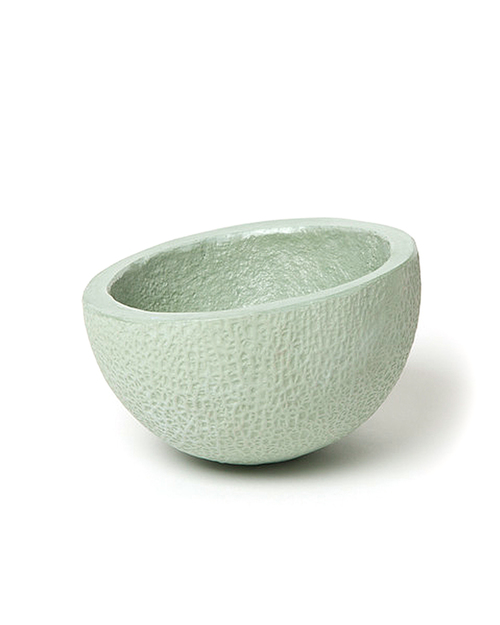 Chen & Kai Green Cantelope Stone Fruit Planter