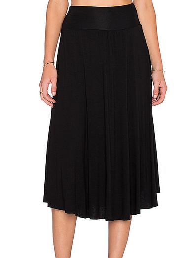 CLAYTON Gina Top & Cameron Skirt Set - Black