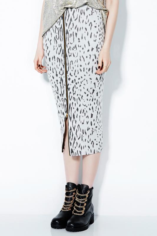Eve Gravel Cartier skirt