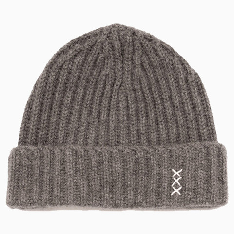 Men's Skully Co - Rib Knit Skully