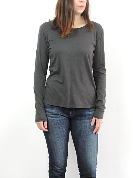 Kaight Basic Long Sleeve Tee