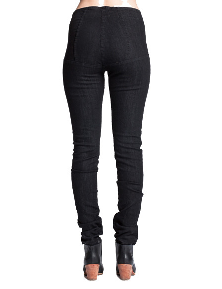 PRAIRIE UNDERGROUND Denim Girdle Legging