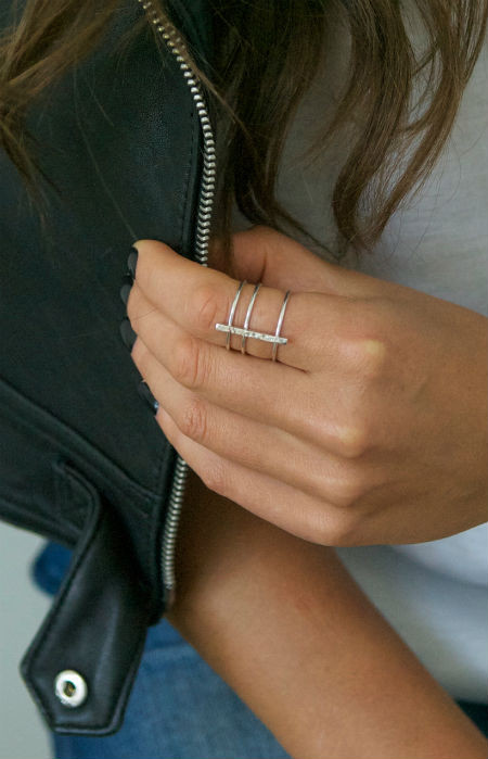 BAUXO Individual Ring
