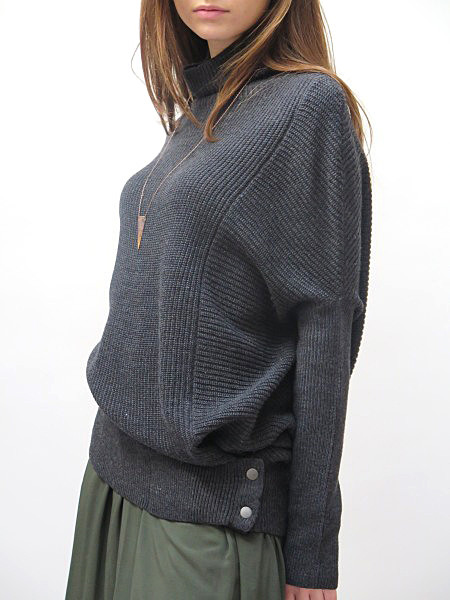 NFP Turtleneck Ribplay Pullover