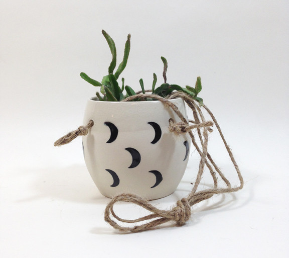 Small Spells: Hanging Planter