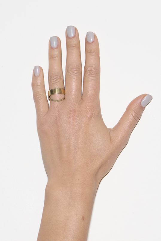 Sayaka Davis Gold Elsa Ring