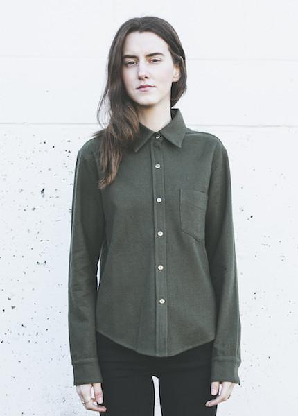 Atelier Delphine Button-Up