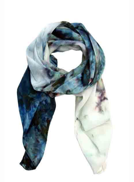 SHABD Turquoise Scarf Dye Kit