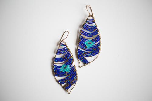 Jeri Warlick Jewelry Mana Earrings